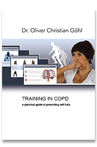 Training in COPD - Book Cover